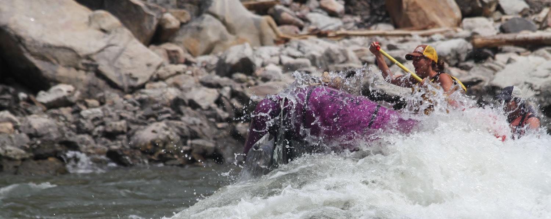 Adventure on Idaho's Salmon