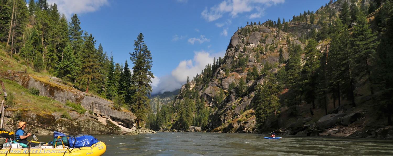 Idahos Salmon River