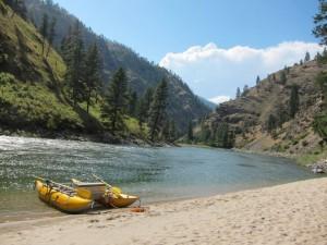 Main Salmon River of No Return